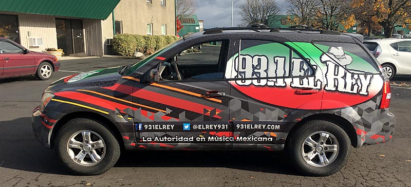 How To Strategize a Successful Vehicle Wrap