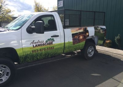 Andre's Landscaping by Cascade Wraps 3