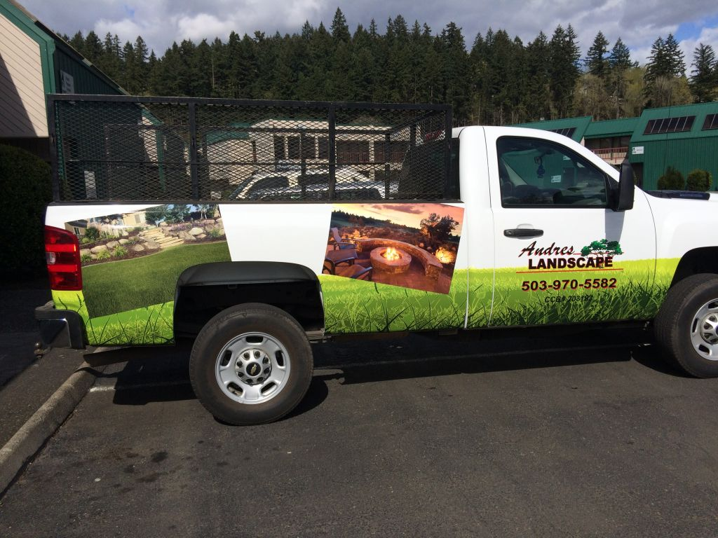 Andre's Landscaping by Cascade Wraps 4