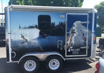 Big Lake Trailer by Cascade Wraps 4