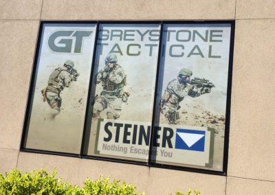 Greystone Window Signs by The Sign Guy 6
