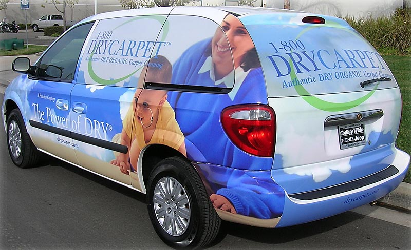 Myths About Vehicle Wraps include Fading Over Time