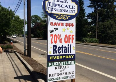Outdoor Signs by The Sign Guy 1