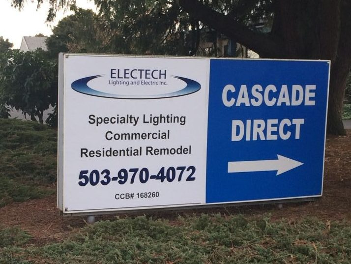 Outdoor Signs by The Sign Guy 3
