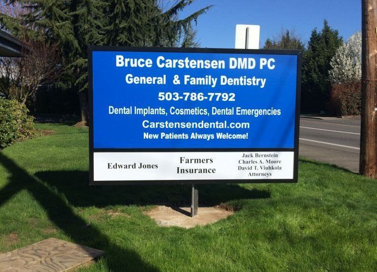 Outdoor Signs by The Sign Guy 4