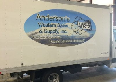 Vehicle Graphics by Cascade Wraps 6