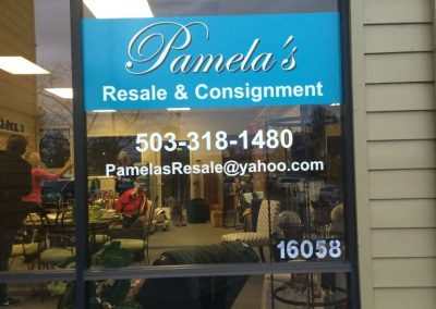 Window Signs by The Sign Guy 5