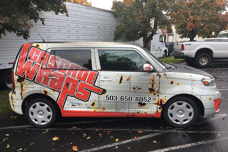 5 Rules to Make Your Vehicle Wrap Last as Long as Possible