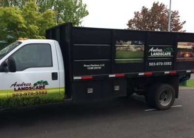 Andre's Landscaping by Cascade Wraps 6