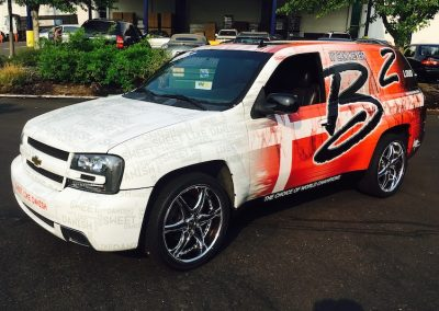 B2 Audio Chevy