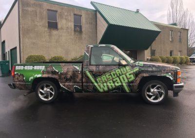Cascade Wraps Truck 4