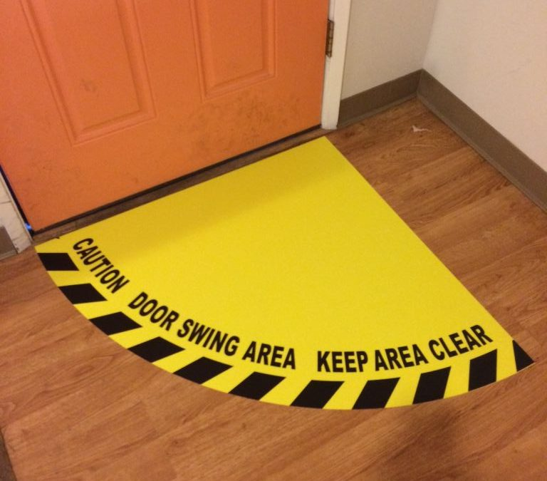 Custom Floor Graphics: Transform Your Event and Delight Your Audience