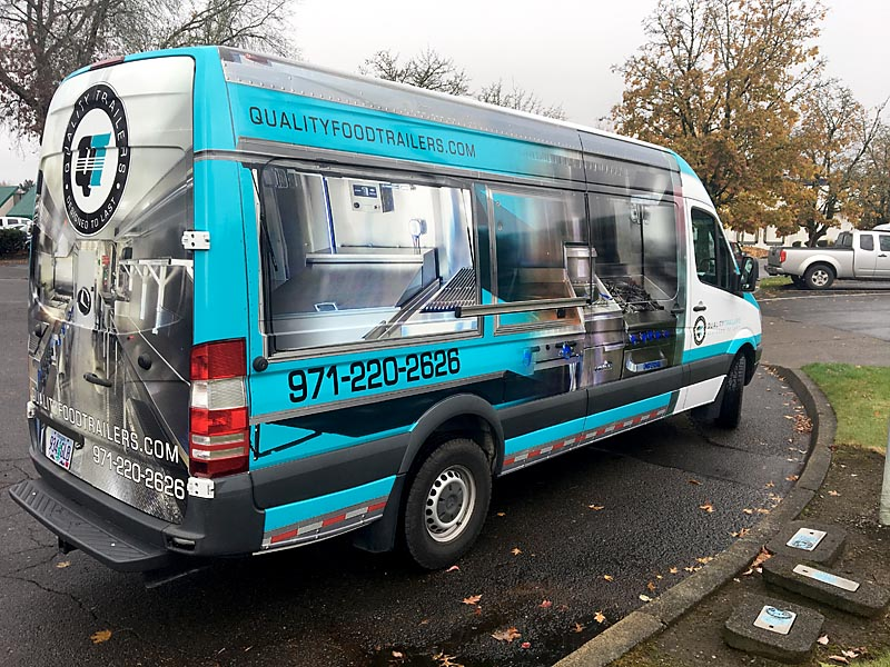 Here are a few ways in which a vehicle wrap will give your business a fresh start