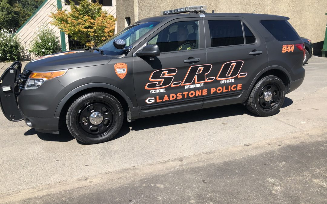 Gladstone SRO Vehicle: A Standout Job on a High-Visibility Car