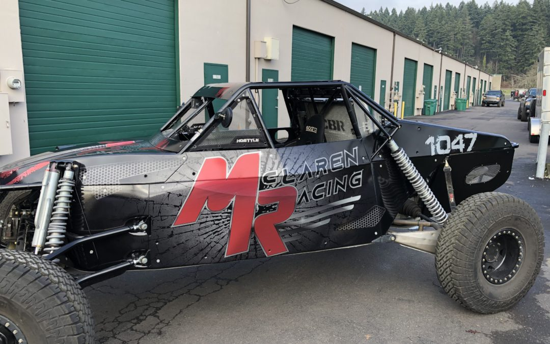 May Spotlight: McClaren Race Car