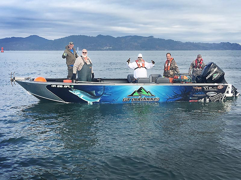How GT Outdoors Is Boosting Business with Their Vinyl Boat Wrap
