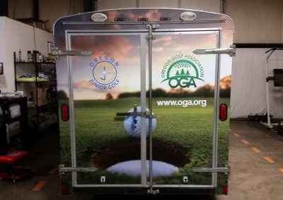 OGA Vehicle Wraps by Cascade Wraps 1