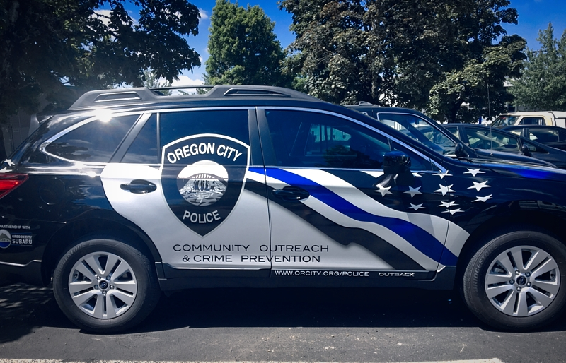 Oregon City Police Community Outreach