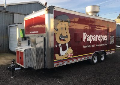 Paparepas Food Truck