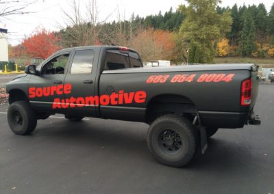 Source Automotive Vehicle Wraps by Cascade Wraps 2