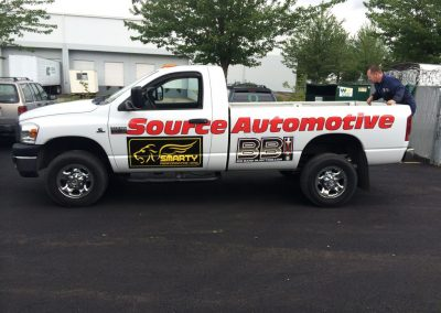 Vehicle Graphics by Cascade Wraps 11