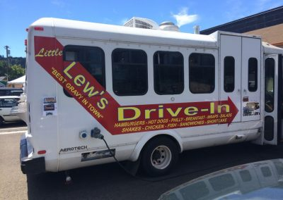Vehicle Graphics by Cascade Wraps 20