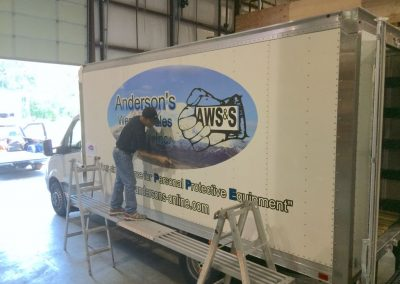 Vehicle Graphics by Cascade Wraps 21