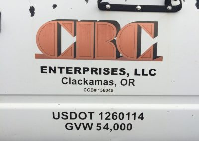 Vehicle Graphics by Cascade Wraps 30