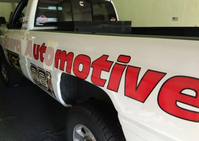 Vehicle Graphics by Cascade Wraps 32