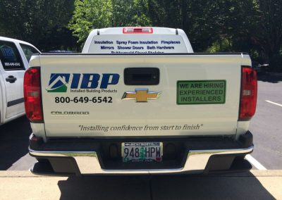 Vehicle Graphics by Cascade Wraps 40