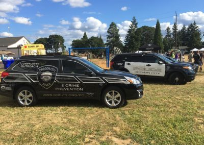 Vehicle Graphics by Cascade Wraps 51