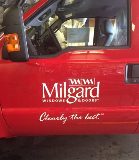 custom vinyl decals for your business let people see who you are
