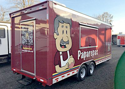 vehicle wraps can be flexible in design