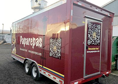 vehicle wraps can be flexible in scope